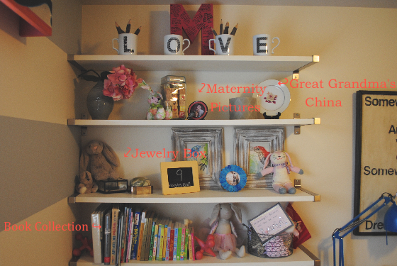 M's Shelf