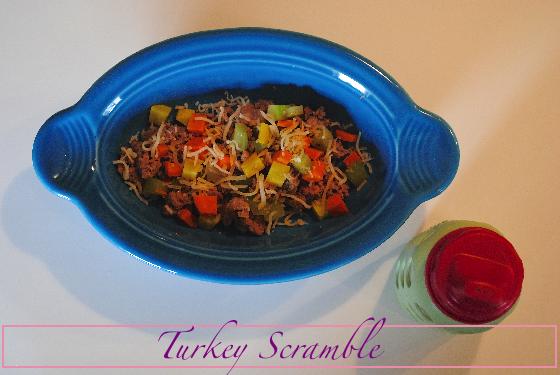 TurkeyScramble
